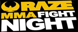 Raze MMA Fight Night